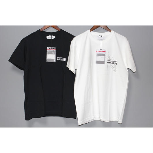 KIKO KOSTADINOV / 17AW and 18AW T-shirt ( 2 SET )
