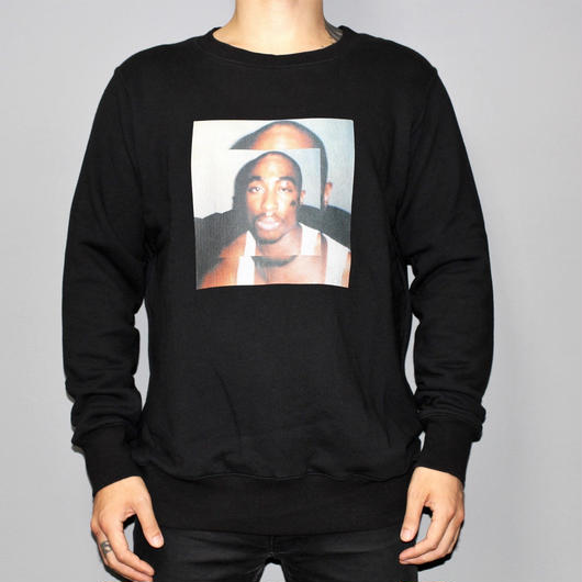 424 four two four fairfax  / 2pac LS sweat shirt