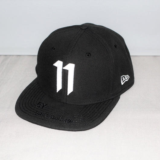 11 by BORIS BIDJAN SABERI / 11 logo new era cap
