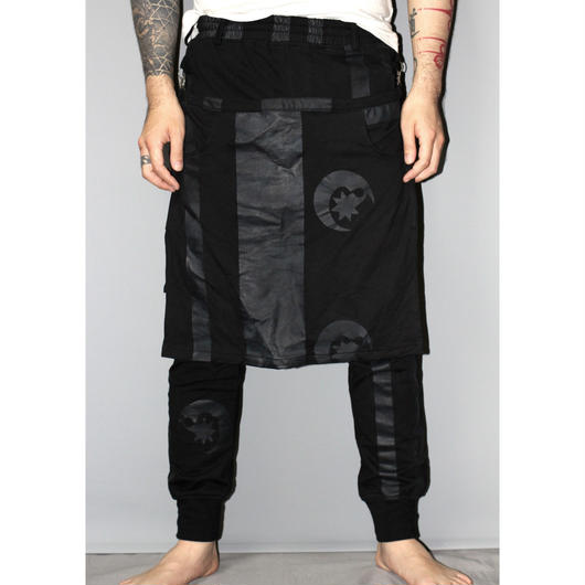 KTZ / Sweat kilt jogger pants
