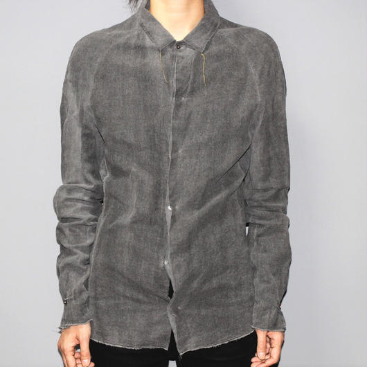 M.A+ by Maurizio amadei / LINEN SHIRT