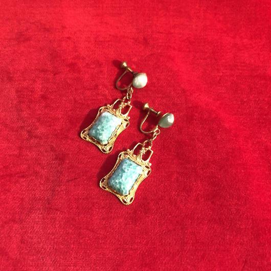 vintage earring #TE029