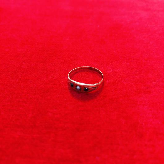 vintage baby ring #LR16