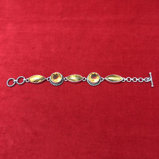 vintage stone bracelet #TNB016