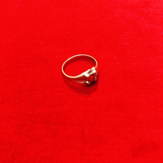 vintage baby ring #LR17