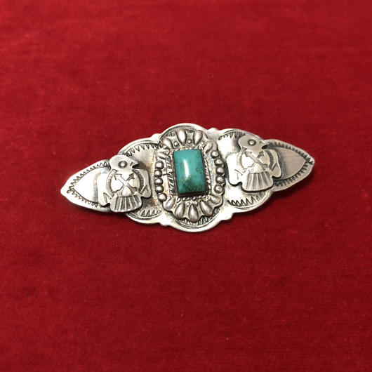 NAVAJO Thunder bird  brooch