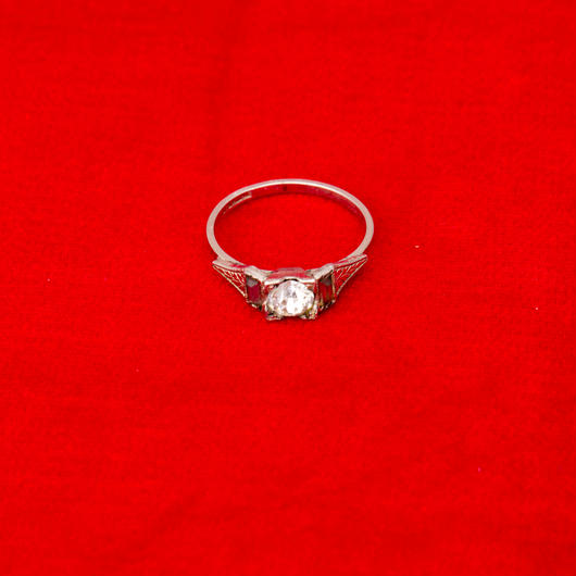 vintage ring #R046