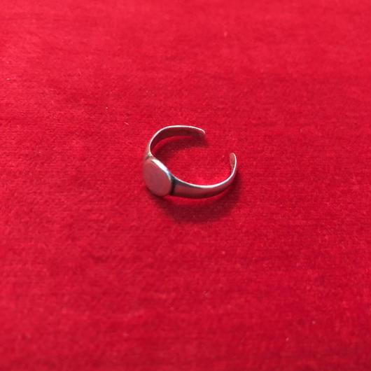 vintage silver ring #TNR031