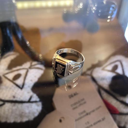 vintage ring #LR26