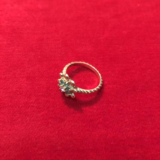 vintage ring #TNR076