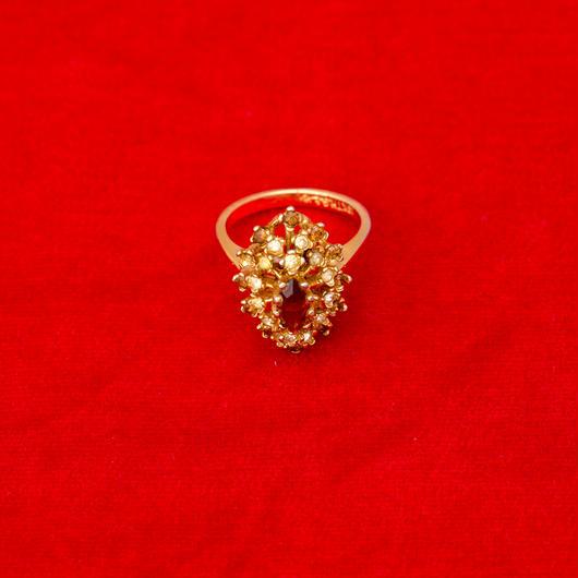 vintage ring #R014