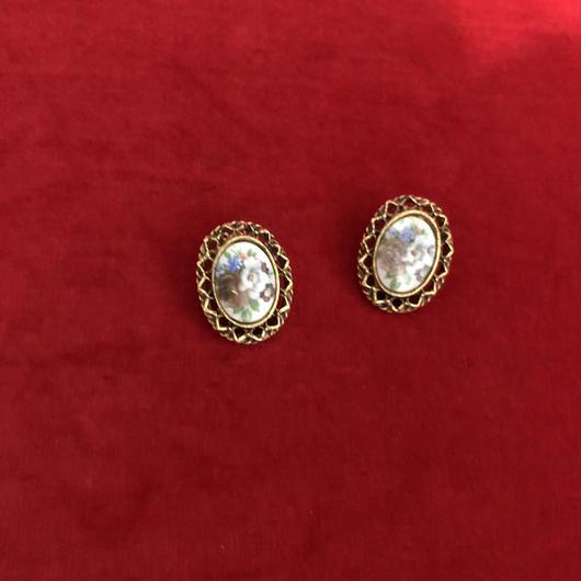 vintage earring #E201832