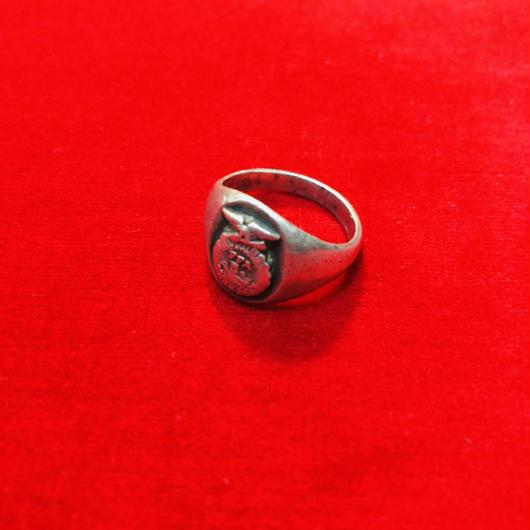 vintage silver ring #LR21