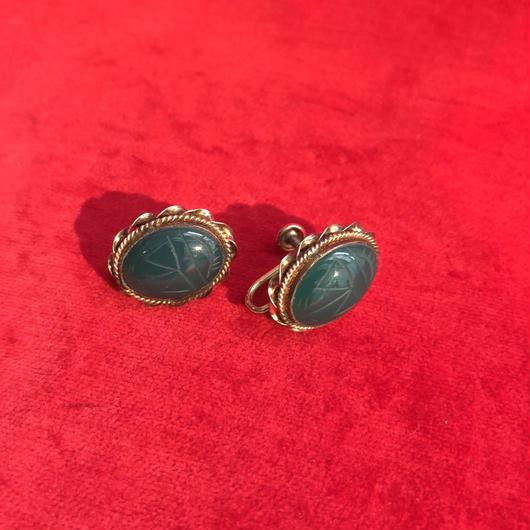 vintage earring #E201815