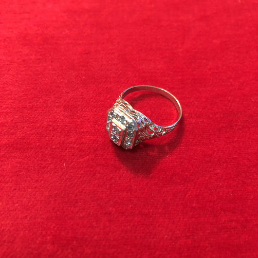 vintage ring #201869