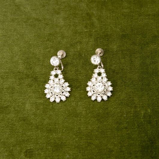vintage earring #E11