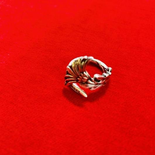 Tiffany spoon ring