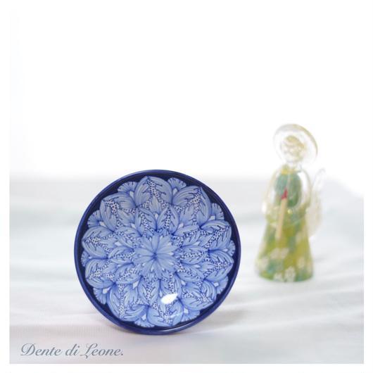 フィレンツェ マヨリカ焼き(ブルー)