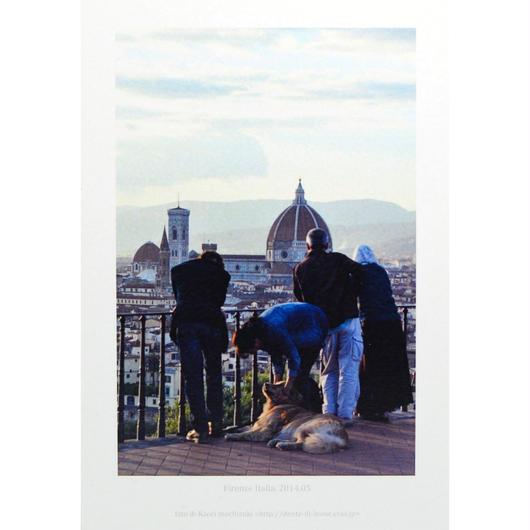 ポストカード(イタリア)No.28
