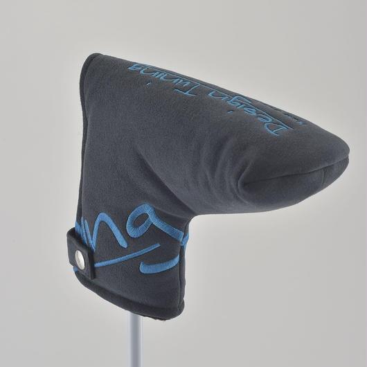 ultrasuede®製パターカバー/ブラック