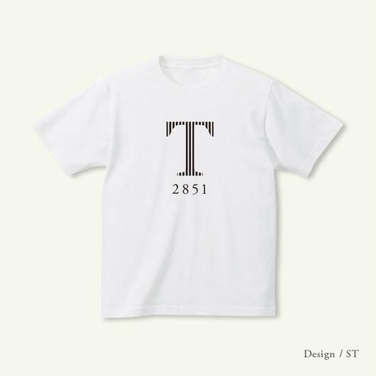 半袖Tシャツ / ホワイト
