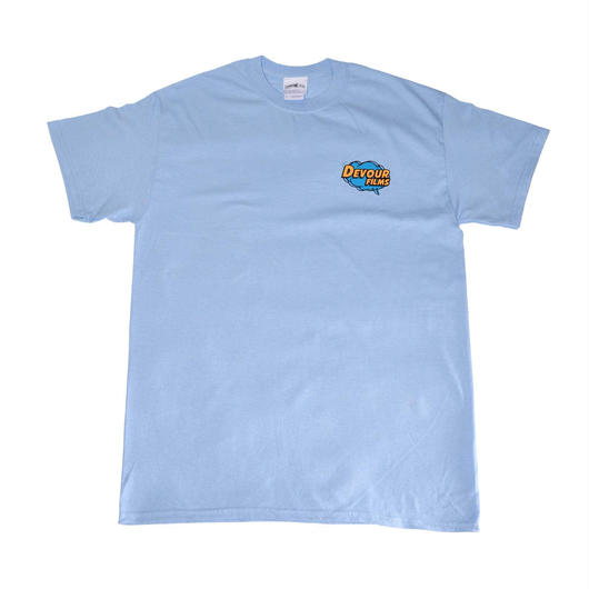 POP LOGO Tee | Marine blue