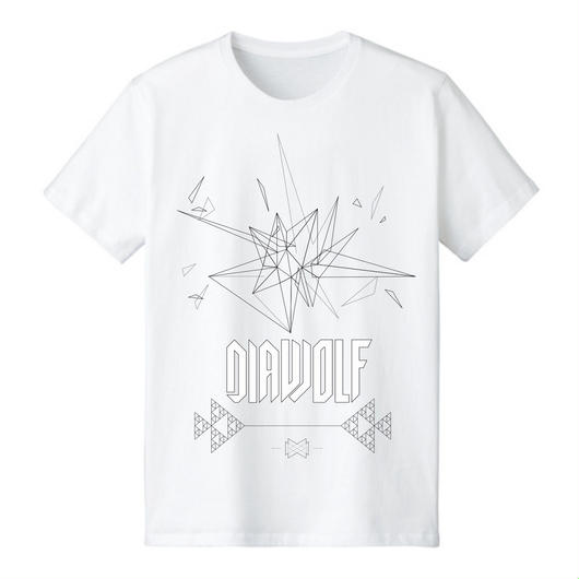 DW GEOMETRY TEE  WHITE