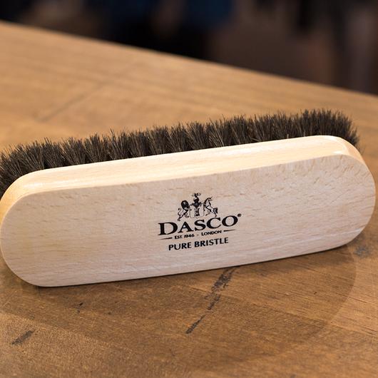 DASCO[ダスコ]ピュアホースヘアブラシ(馬毛)