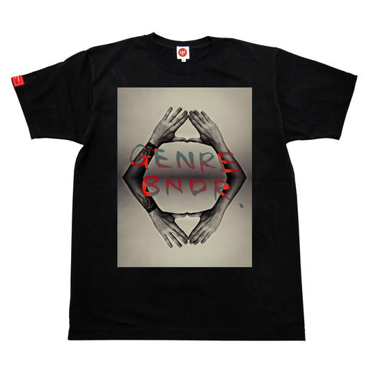 HANDS - BB T-shirt / 5.6oz BLK - BLK27063WH