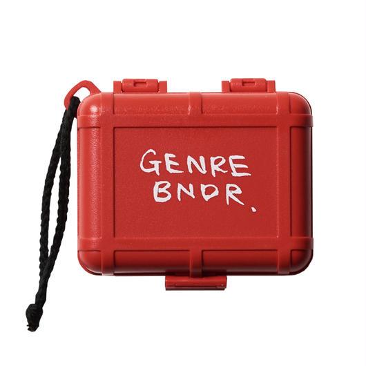 LIMITED HINOMARU BOX - GENRE BNDR × STOKYO -  レコード針ケース