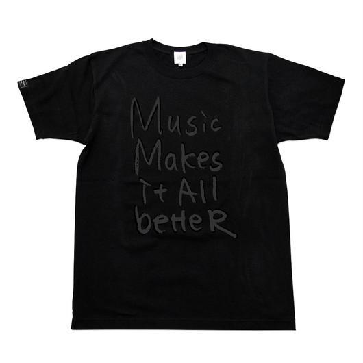 MMIB T-shirt / 6.2oz BLK - BLK27018DGY