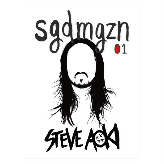 sgdmgzn01号 - STEVE AOKI - 送料無料