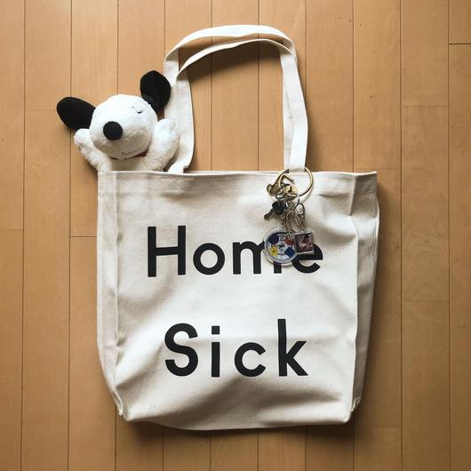 Home Sick M size Tote bag