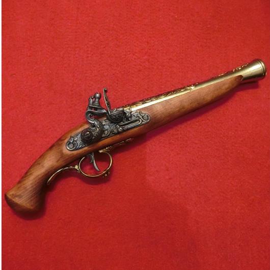 DX-1260 ジャーマンフリントロック銃<GLD>