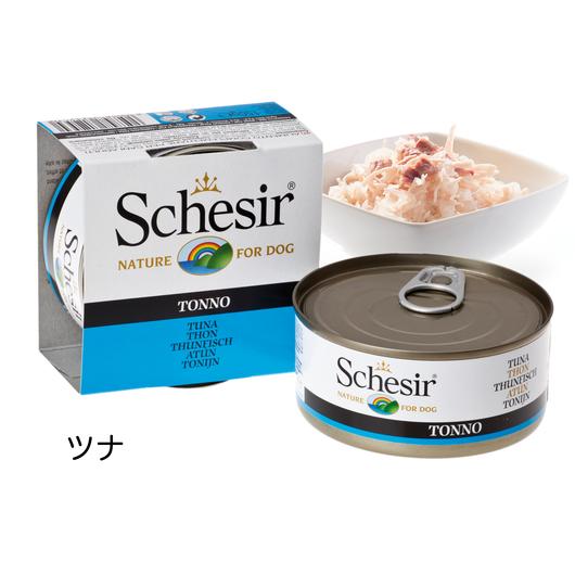 Schesir シシア ドッグゼリー 150g