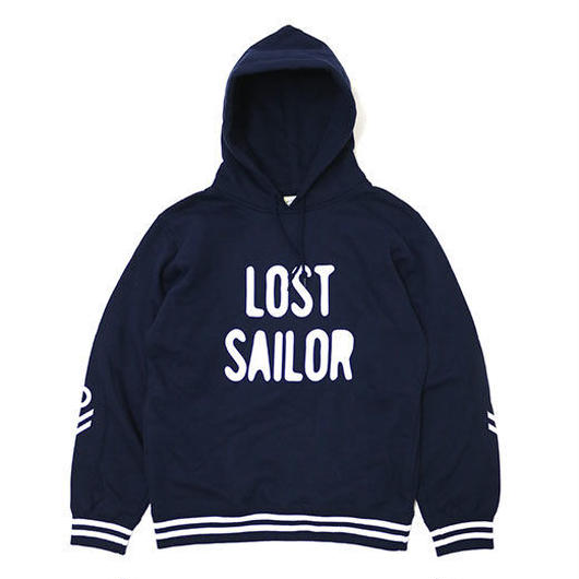 "HOODED LINED PARKA ""LOST SAILOR"""