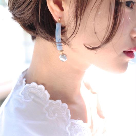 Macaroni pierce/earring