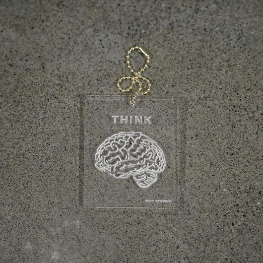 "KEY HOLDER ""THINK"""