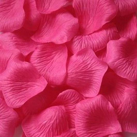 フラワーシャワー 結婚式 ローズピンク 造花 ウエディンググッズ 花びら 結婚式 2次会 パーティー お祝い たっぷり1000枚
