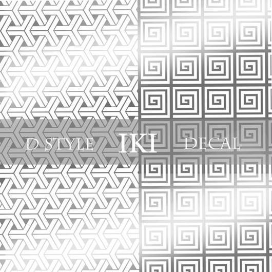 『IKI』glitter gray