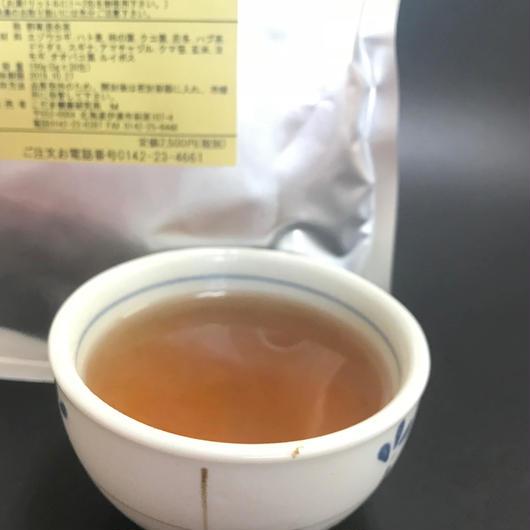 野草茶「生きる」(1か月毎でお届け)