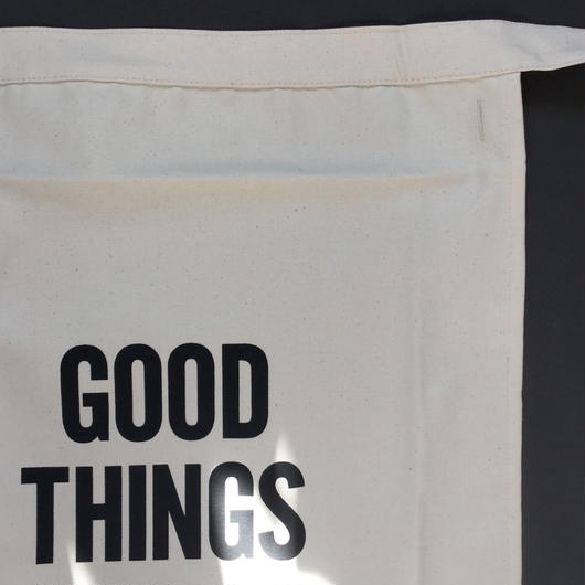 DRESSSEN LWL 4 GOOD THINGS APRON