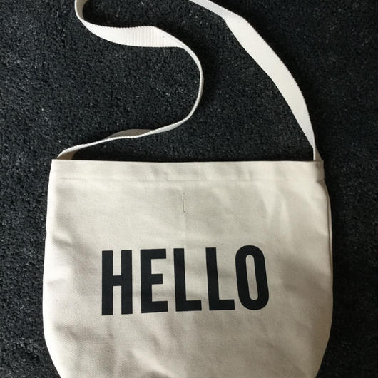 DRESSSEN DB14 HELLO BAG ⭕️新発売