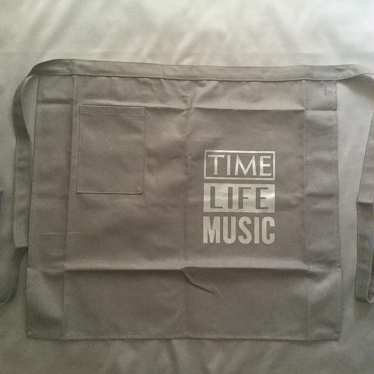 "[新色]DRESSSEN  lower wall long LWLB5 "" TIME LIFE MUSIC""APRON BLACK COLOR  ⭕️2018年4月新発売"