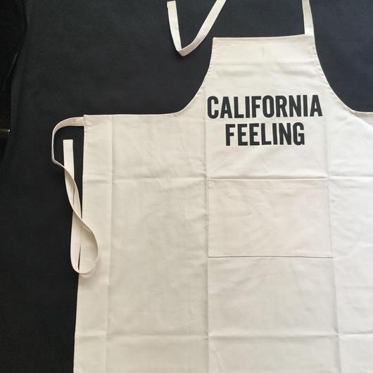 """[新型] DRESSSEN   PR9   THE PROFESSIONAL APRON"""" CALIFORNIA FEELING""""※首の紐をお好きな位置で結んで固定できます。"""