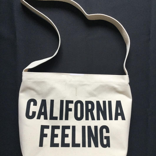 "DRESSSEN  SHOULDER BAG DB18 ""CALIFORNIA FEELING"" ⭕️2018年4月新発売!"