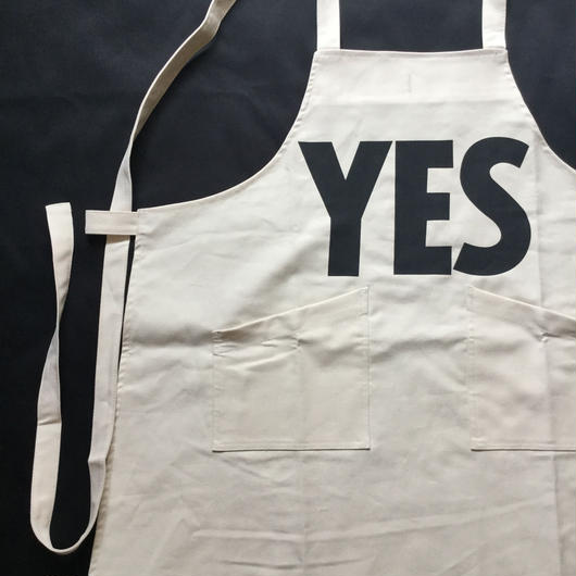 "[新型] DRESSSEN  XA1  X–STYLE APRON "" YES"""