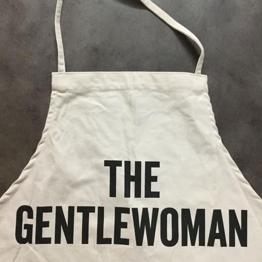 DRESSSEN ADULT APRON #45 THE GENTLEWOMAN