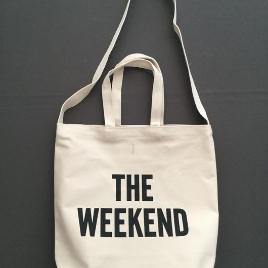 "DRESSSEN  DBSH1 TWO WAY BAG"" THE WEEKEND""⭕️2018年4月新発売!"
