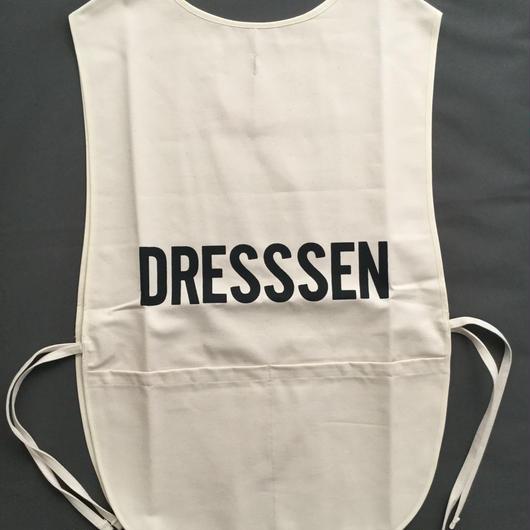 """DRESSSEN  F&B APRON FB3 """"DRESSSEN    """"⭕️2018年4月新発売"""